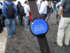 Moto 360 Hands-On: This Is the Smartwatch To Beat