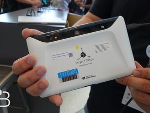 Project Tango Tablet Arrives on Google Play