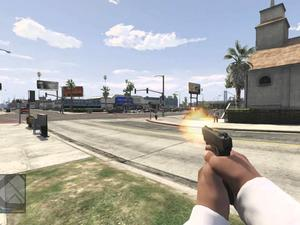 Grand Theft Auto V Getting First-Person Mode for PS4, Xbox One, and PC