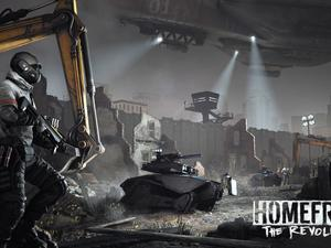 Homefront: The Revolution Announced for PC, Xbox One and PS4