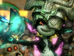 New Hyrule Warriors Screenshots Introduce Lana and Other Familiar Faces
