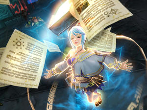 Hyrule Warriors Trailer- Get to Know Lana, The White Witch and Possible J-Pop Idol