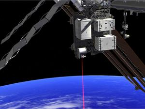 NASA Uses Lasers To Beam Video From ISS To Earth