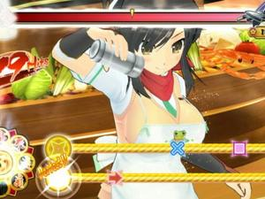 Senran Kagura: Bon Appetit! - A Cooking Rhythm Game About Fanservice, Reactions