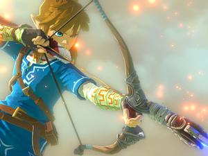Here Are 4 Official Screenshots for the Wii U's Legend of Zelda