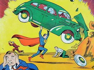 Attention Comic Collectors, Rare 'Action Comics #1' Hits Ebay in August