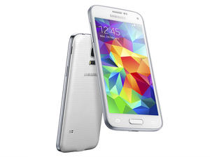 Galaxy S5 Mini Official With Heart Rate Monitor, Fingerprint Reader