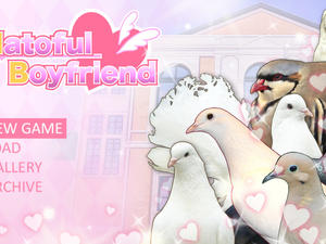 Infamous Pigeon Dating Simulator Confirmed for English Steam Release