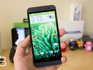 HTC One (E8) Hands-On: The Cheaper Cousin of the HTC One (M8)
