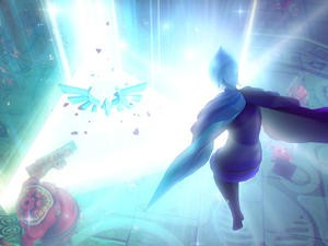 Hyrule Warriors Fi Trailer - Watch a Winged Lady Become a Sword