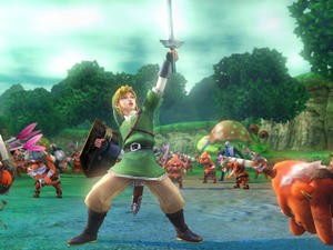 We're Live on Twitch! Today We're Playing Hyrule Warriors (Update: Done)