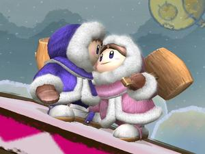 Ice Climbers Cut From Super Smash Bros. Because of Hardware Limitations