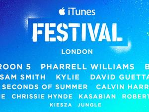 Apple's 2014 iTunes Festival Announced — Find Out Who's Performing