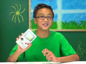 Kids React to Game Boy and Make Us feel Old