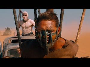 Mad Max: Fury Road Trailer Takes Us Back to His World