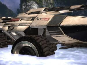 New Mass Effect will Bring Back Mako Tank and Focus on Exploration