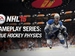 NHL 15 Trailer Shows Off Brand New Physics Engine