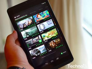 NVIDIA SHIELD Tablet Hands-On: This Is One Screaming Gaming Slate