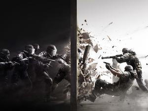 Bringing Down the House in Rainbow Six: Siege Trailer