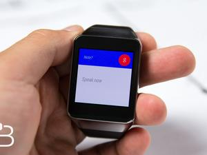 Samsung's Gear Live Gets Its First Android Wear Update