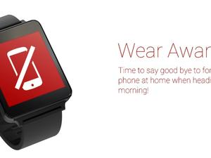 Wear Aware Provides Android Wear Alerts When You Leave Your Phone Behind