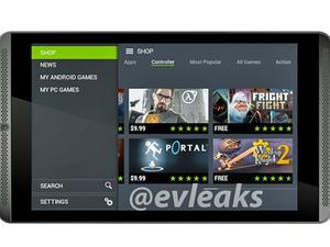 NVIDIA SHIELD Tablet - This May Be The New Gaming Slate
