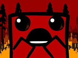 Super Meat Boy teased for Wii U by Team Meat