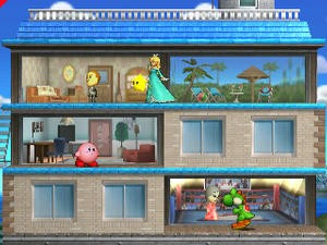 Super Smash Bros. for 3DS Gets a Tomodachi Life Stage