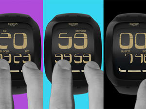 Swatch Confirms Fitness Tracking Smartwatch Plans