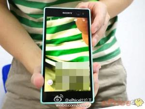 Sony Xperia C3 Leaks Out With Front-Facing Flash