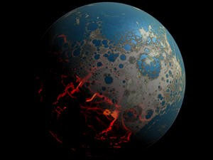Research Suggests Living On Early Earth Would Have Been Hell