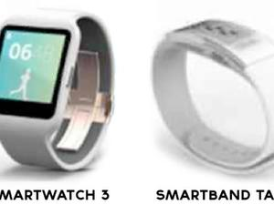 Leaked Sony Render Reveals SmartWatch 3 and SmartBand Talk