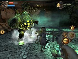 The Original BioShock Announced for iOS Devices