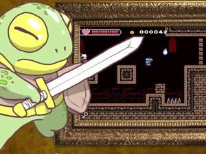 Retro Gaming Never Looked Cooler Than It Does in Nicalis' Castle of Darkness