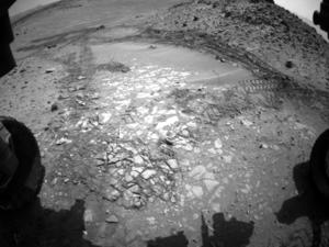 NASA's Curiosity Rover Is Ready for More Drilling