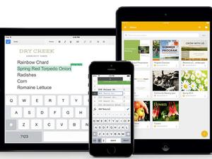 Google Launches Slides, Improves Sheets and Docs for iOS