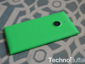 Green AT&T Lumia 1520 Hands-On - You Won't Miss This One in the Dark