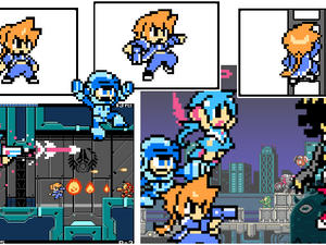 Mighty No. 9 and Azure Striker Gunvolt Getting a Crossover Game on 3DS