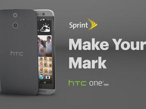 HTC One E8 Now Available From Sprint