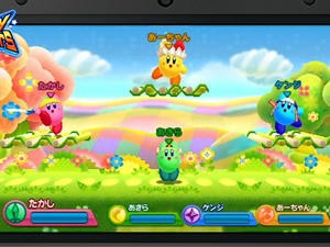 Two New Kirby Games are in the Nintendo 3DS eShop Right Now