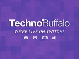 We're Live Right Now on Twitch!