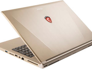 MSI Goes Gold with Limited Edition GS60 Ghost Gaming Laptop
