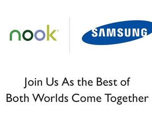 Samsung and Nook Announce Event For August 20