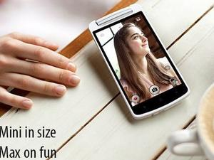 Oppo N1 Mini Launches With Better Camera Than the Flagship N1