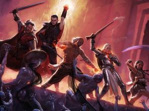 Pillars of Eternity is coming to consoles to show the kids how it's done