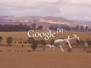 Project Wing is Google's Own Take on the Delivery Drone