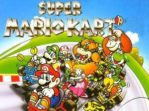 Super Mario Kart and a Handful of Indies Launch on Wii U