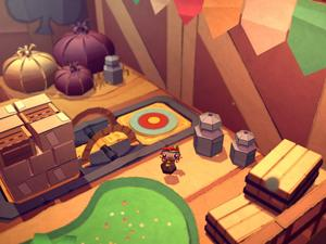 Tearaway Unfolded on PS4 gets 15 minutes of direct feed gameplay