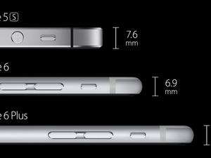 iPhone 6 Plus Unveiled: 5.5-inch Screen and Improved iOS 8