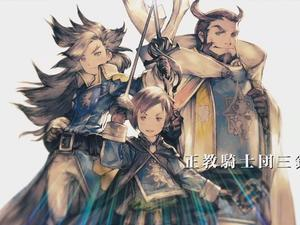 Bravely Second Trailer Introduces the Three Muskateers